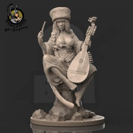 Ksenia, the Cossack (28 mm)