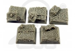 Dwarfen ruins square bases 20mm