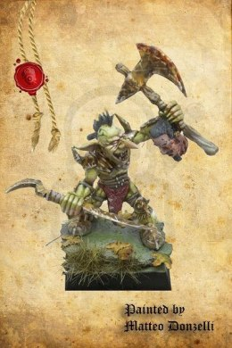 Goblin Hero B (with 2-handed weapon)