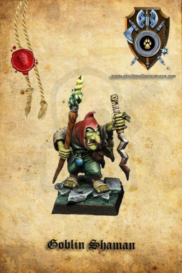 Goblin Shaman A (with Amulet)