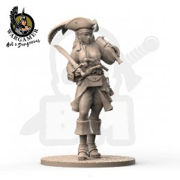 Jackie, the Pirate (28 mm)