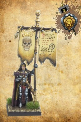 Banner Bearer of the Sisters of Talliareum
