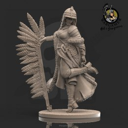 Oleńka, the Winged Hussar (54 mm)