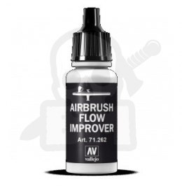 VALL 71262 Airbrush Flow Improver 17ml.