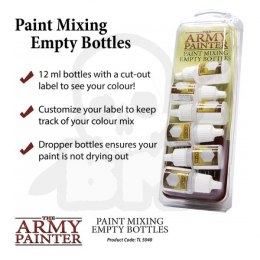 Army Painter Paint Mixing Empty Bottles 2019
