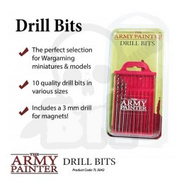 Army Painter Drill Bits 2019