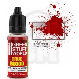 Blood Effect paint - True Blood