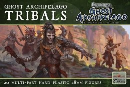 Frostgrave Ghost Archipelago Tribals