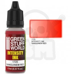 Intensity Ink Sanguinem Red 17ml