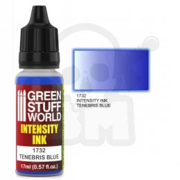 Intensity Ink Tenebris Blue 17ml
