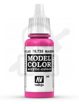 Vallejo 70735 Model Color 17 ml Magenta Fluo