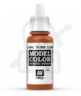 Vallejo 70999 Model Color 17 ml Copper