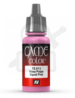 Vallejo 72013 Game Color 17 ml Squid Pink