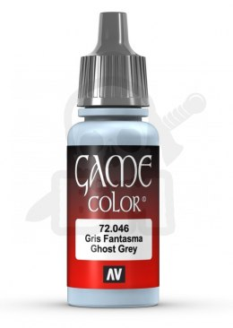Vallejo 72046 Game Color 17 ml Ghost Grey