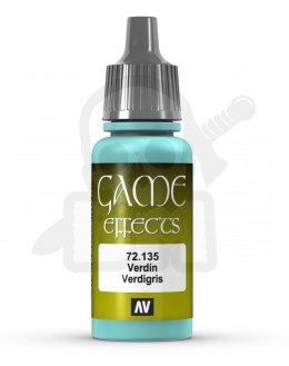 Vallejo 72135 Game Color Effects 17 ml Verdigris