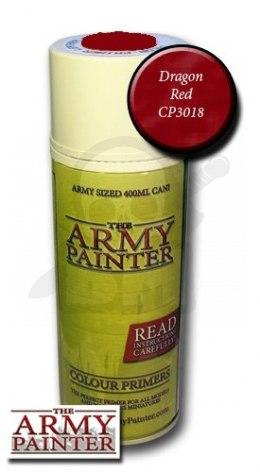 Army Painter Primer Dragon Red