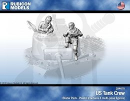 US Tank Crew (28mm sized)