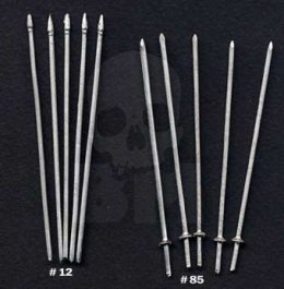 Metal weapons 10 pc.