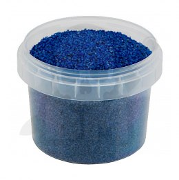 Posypka Dark Blue Sand 1-1,5 mm do makiet - 120 ml
