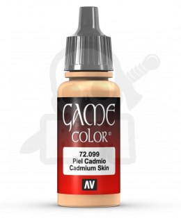 Vallejo 72099 Game Color 17 ml Cadm. Skin
