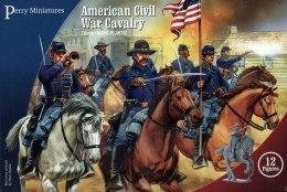 American Civil War Cavalry - 12 szt.
