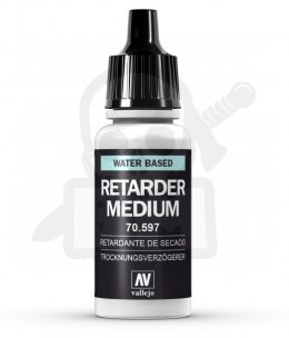 Vallejo 70597 Vallejo Retarder 17 ml