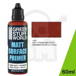 Matt Surface Primer 60ml - Red Rust