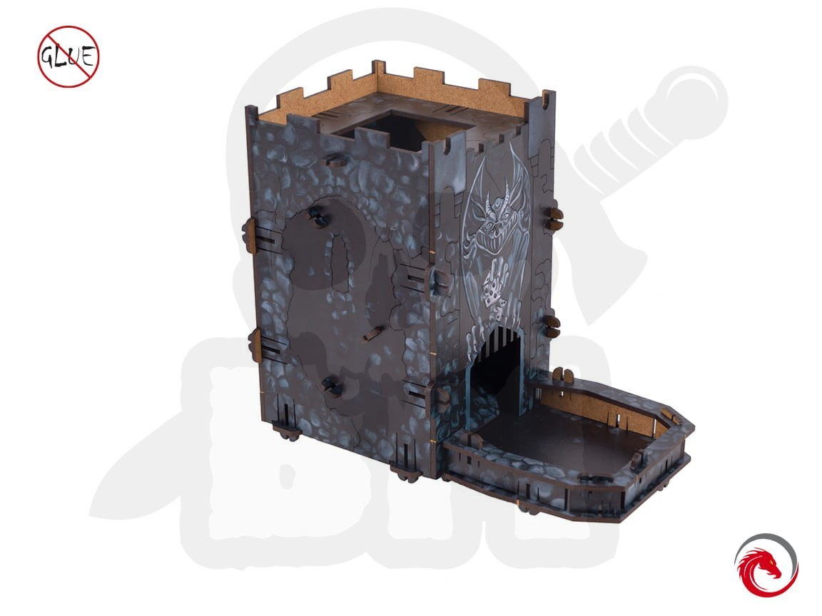 Dice Tower Gargoyle