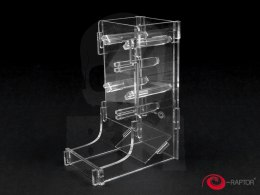 Dice Tower Cuboid Transparent