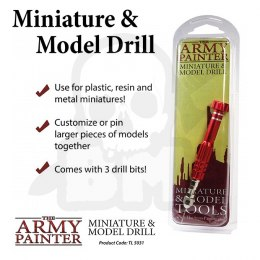 Army Painter Miniature And Model Drill 2019