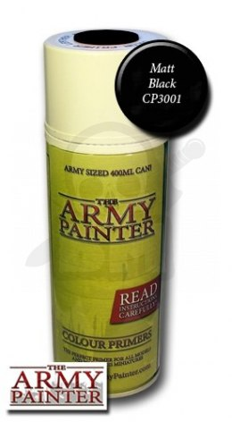 Army Painter Primer Matt Black