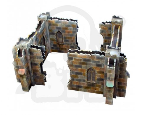 Gothic Walls Low Terrain