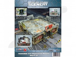 ITS Objective Room Mark 2 (1) - 1 set Terrain SF