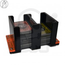 e-Raptor Card Holder 2S Solid