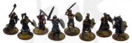 Undead Legion Warriors 8 pcs SAGA