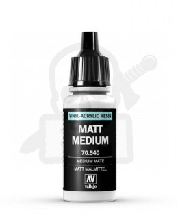 Vallejo 70540 Matt Medium 17 ml - 1 pc