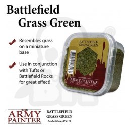 Army Painter Basing Battlefield Grass Green 2019