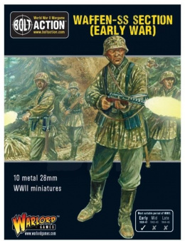 Waffen-SS Section (Early War) box (10 Models)