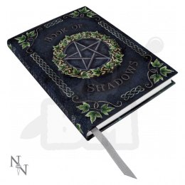 Embossed Book of Shadows Ivy 17cm