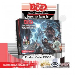 Army Painter Farb Set Warpaints D&D Monsters Paint Set
