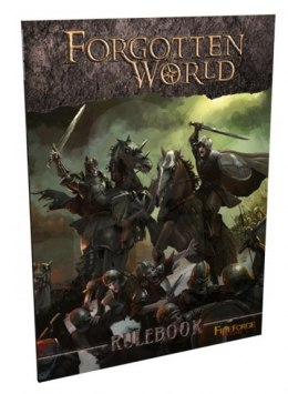 Forgotten World - Rulebook English