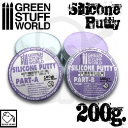 Violet Silicone Putty 200gr