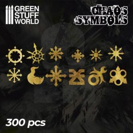 Chaos Runes and Symbols - 300 letters