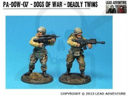 Dogs of War - Deadly Twins 2 szt.