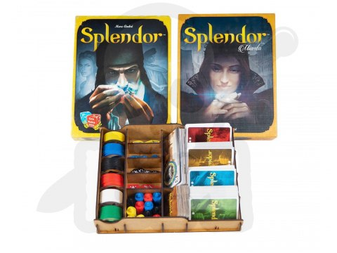 e-Raptor Insert Splendor + expansion