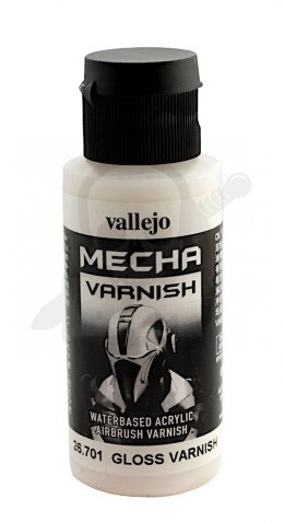 Vallejo 26701 Mecha Gloss Varnish 60ml