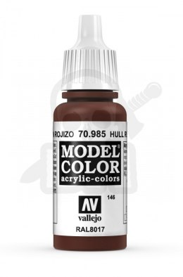 Vallejo 70985 Model Color 17 ml Hull Red