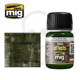 Ammo Mig 1410 Nature Effects Slimy Grime Dark