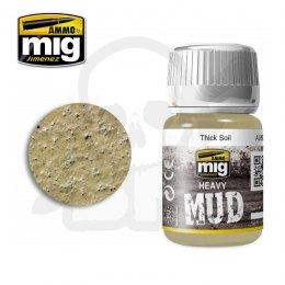Ammo Mig 1701 Heavy Mud Thick Soil