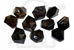 Crystal Gem 10 mm Black